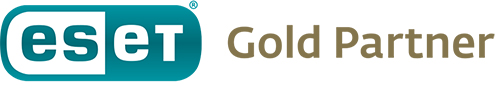 Logo ESET Gold Partner